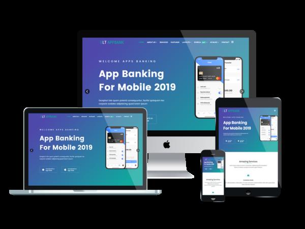 LT AppBank – Premium App WordPress theme 1