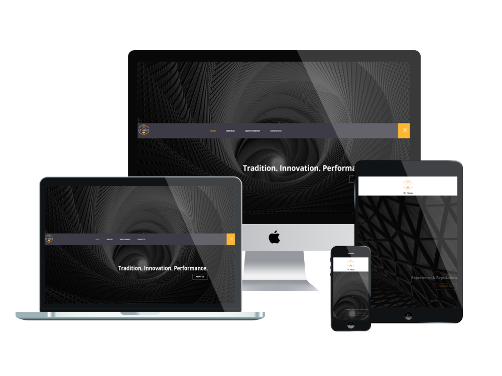 LT Arch – Architecture WordPress Theme 3