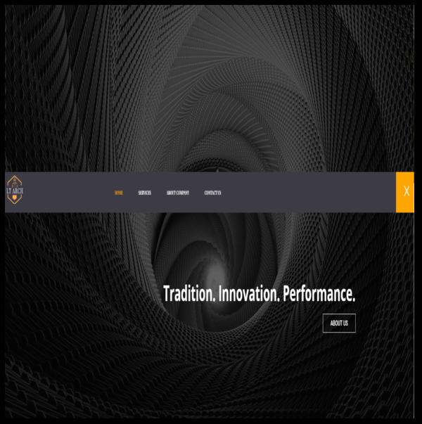 LT Arch – Architecture WordPress Theme 2