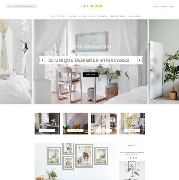 lt-decor-free-responsive-wordpress-theme-screen