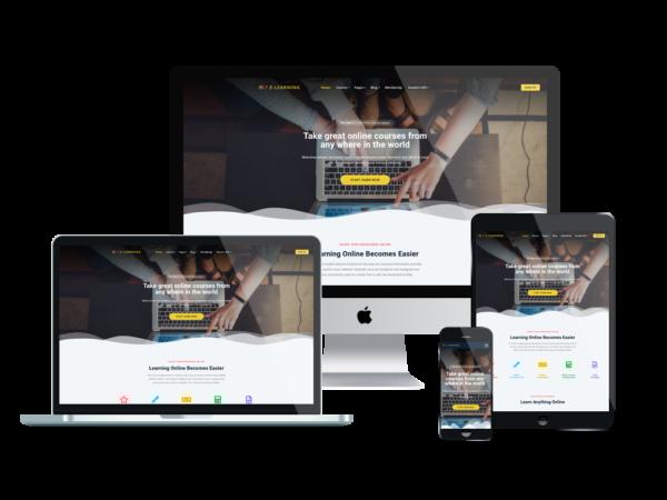 LT eLearning - Premium lms wordpress themes 1