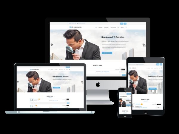 LT Jobboard – Premium WordPress Job theme 1