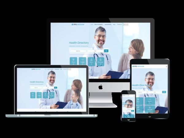 TPG Medilink – Best Premium Responsive Hospital WordPress theme 1