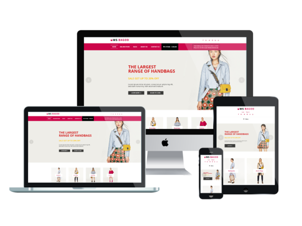 WS Bagod – Handbag WooCommerce WordPress theme 1