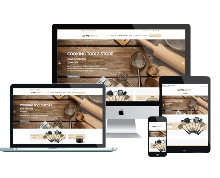 WS Kigato – Housewares WooCommerce WordPress theme 3