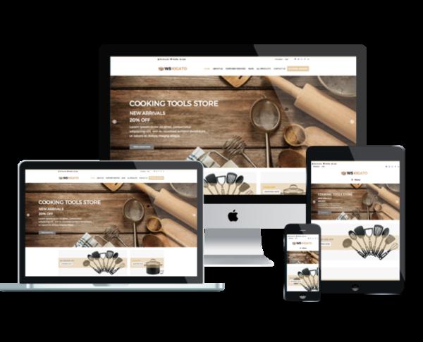 WS Kigato – Housewares WooCommerce WordPress theme 1