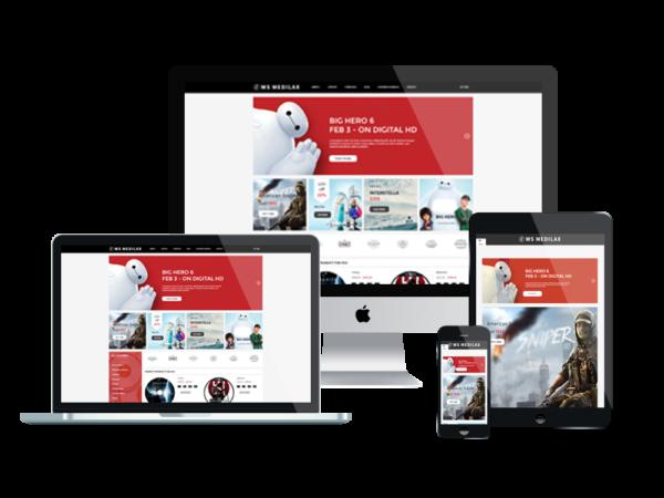 WS Medilax – Online Audio Store Woocommerce WordPress theme 1