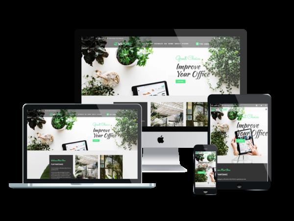 WS Plant – Garden WooCommerce WordPress theme 1