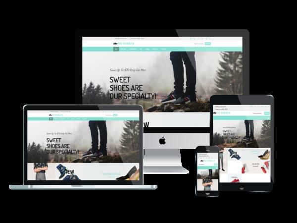 WS Sobafa – Shoes Store WooCommerce WordPress theme 1