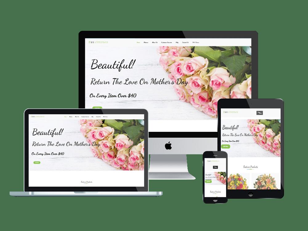 WS Stoflower – Flowers WooCommerce WordPress theme 3