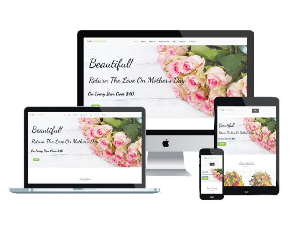 WS Stoflower – Flowers WooCommerce WordPress theme 1