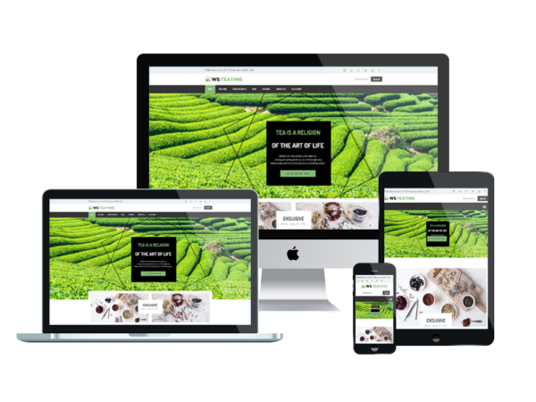 WS TeaTime – Tea Shop WooCommerce WordPress theme 1